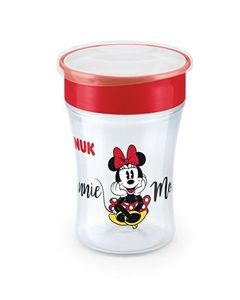 Copo Antivazamento 360° NUK Minnie - Magic Cup 230ml – Girl