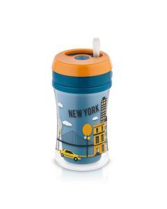 Copo Fun com Canudo NUK 270 ml