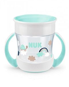 Copo Mini Magic Cup 360º com Alça NUK Evolution 160ml – Neutral