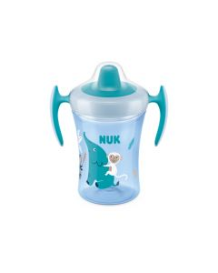 Trainer Cup NUK Evolution Bico TPE 230ml - Boy